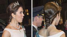 GALLERI: Kronprinsesse Marys mange frisurer 2014   Billed Bladet
