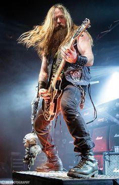 Epic Firetruck's Zakk Wylde's Black Label Society Rock 'n' roll style Rock N Roll Style, Rock And Roll, Black Label Society, Heavy Metal Music, Heavy Metal Bands, Rock Bands, Metallica, Tony Iommi, Rock Poster