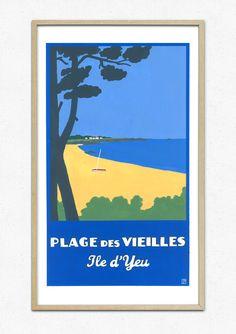 Emilie Parrod - Voyage Ile d'Yeu