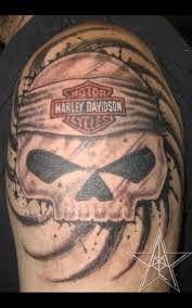harley davidson tattoo - Sök på Google