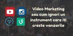 Video Marketing Sau Cum Ignori Un Instrument Care Iti Creste Vanzarile Lululemon Logo, Instruments, Marketing, Blog, Blogging, Musical Instruments, Tools