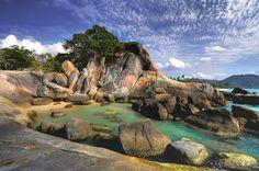 Lamai beach- Koh Samui, Thailand