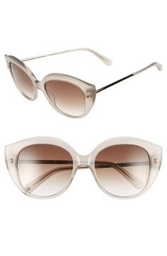 Kate Spade New York 'Kaelee' 55mm Retro Sunglasses
