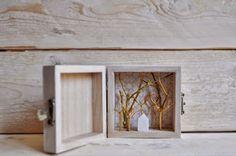 Marta Sanz · Libro objeto Arquitectura del silencio