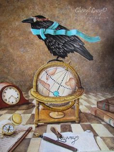 THE JOURNEY BY CHERYL LACY - DANCING RAVEN DESIGNS
