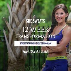 12 Week Transformati