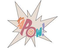 PowerPlay Party Bus explosion words...'KAPOW' !!