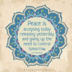 What Peace Is
