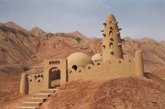 Turpan, China -one of the stops along the Silk Road.