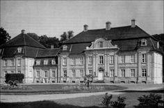Schloss Stargordt in Pommern (Grafen von Borcke), 1945 zerstört.
