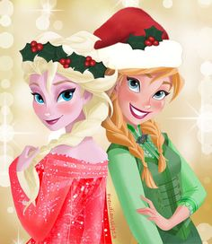 Find images and videos about disney, christmas and frozen on We Heart It - the app to get lost in what you love. Disney Love, Disney Art, Disney Pixar, Walt Disney, Disney Characters, Disney Merry Christmas, Frozen Christmas, Ghibli, Disney Rapunzel
