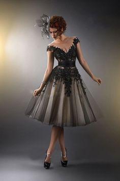 Sexy Kurz Knielang Damenkleid Abendkleid Brautkleid Ballkleid Festliche Kleider