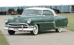 1954 Pontiac Star Chief Convertible