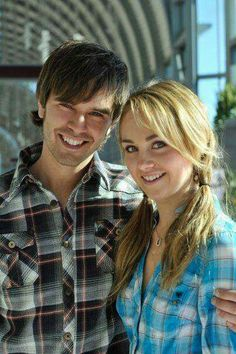 Lou dating heartland