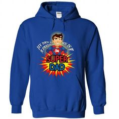 MY DAD IS A farmer HE IS A SUPER DAD T Shirts, Hoodie Sweatshirts