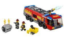 Mainan Lego pemadam kebakaran