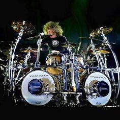 Yamaha Drums - Tommy Aldridge