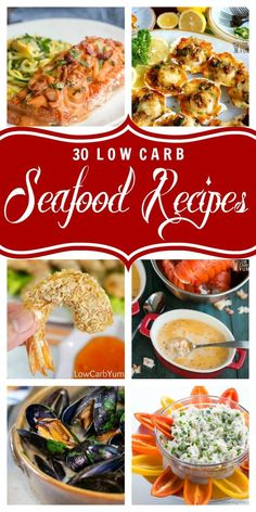 Are you making a goal to finally lose that extra weight in the new year? Switching up your eating habits and trying a low-carb diet might help you do that, and if you're a seafood lover, you'll be able to enjoy plenty of low-carb seafood recipes along the way. Now that most of the holiday celebrations [...]