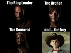 They have the most kills out of everyone in the show I believe. And now they're all in the same battle group.