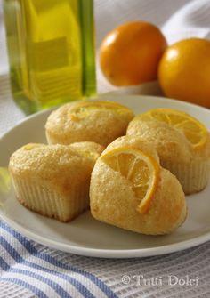 Heart-Shaped Meyer Lemon Muffins.