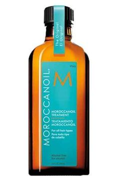 Moroccanoil | 24 Hair Products That Actually Work: It's a holy grail, cult product that softens, de-frizzes, and conditions. A little goes a long way.