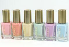 L'Oréal Paris Colour Riche Versailles Romance Collection for Spring 2013 Review, Photos, Swatches | Beauty Junkies Unite