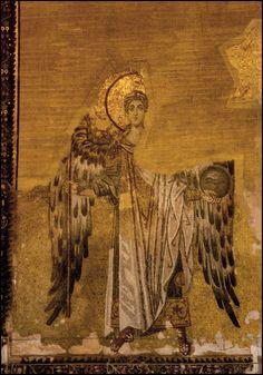 Мозаики Софии Константинопольской - Римская и византийская мозаика