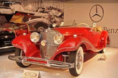 1935 Mercedes-Benz 500K Image