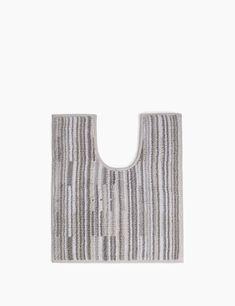 Pure Cotton Striped Pedestal Mat | M&S Lingerie Drawer, Lingerie Set, Free Gifts Online, School Uniform Shop, Oil Shop, H&m Home, Pure Products, Cotton, Lingerie