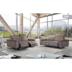 Terri ülőgarnitúra - rendelhető opció: elektromos relax funkció