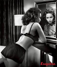 Emilia Clarke for Esquire Magazine's Sexiest Woman Alive (November 2015)