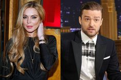 LINDSAY LOHAN BASICALLY CONFIRMS SHE HAD SEX WITH JUSTIN TIMBERLAKE.... I don't know whats more crazy her sex list or her <<< The fact that she thinks those guys would actually have sex with her is only one step closer to having the nice men in white coats coming to get her...  LOLOLOLOLOLOLOL
