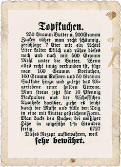 """Die ersten Dr. Oetker-Anzeigen enthielten nur klassische Rezepte mit dem Hinweis auf bewährte Gelingsicherheit bei Verwendung von Backpulver aus der Aschoff´schen Apotheke, z.B. für den berühmten Dr. Oetker Topfkuchen. """"Bielefelder Tageblatt"""", 22. Dezember 1893"""