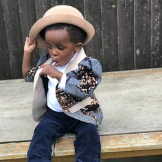 Baby African Clothes, African Fashion, Kids Fashion, Made In Uk, Little Man, Etsy, Creations, Trending Outfits, Mom