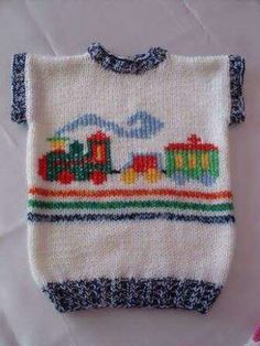 This Pin was discovered by Zeh Baby Boy Knitting Patterns, Knitting For Kids, Crochet For Kids, Knitting Stitches, Baby Patterns, Free Knitting, Crochet Baby, Knitted Baby Cardigan, Knit Baby Sweaters