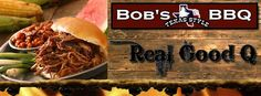 Bob's Texas BBQ - (www.facebook.com/...) VERY good BBQ... They need to be slapped for having music auto-play on their website.