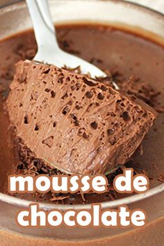 Choclate Mousse, Delicious Desserts, Yummy Food, Cheesecake Cups, Banoffee, Food Cravings, Cakes And More, Diy Food, No Cook Meals