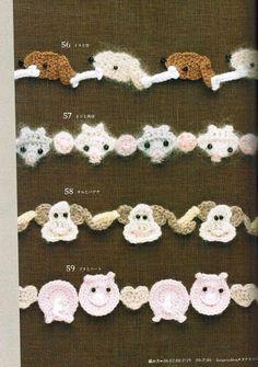 mini crochet - Annie Mendoza - Picasa ウェブ アルバム