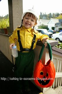 Wildland Firefighter Costume