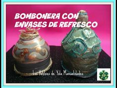 Cesta multiusos reciclando envases de refresco. Los Hobbies de Yola - YouTube