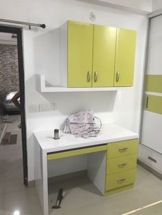 Compact Study Room Designs To Help Your Kids Study. Study Table Design in Kids Room. Study Table Designs, Study Room Design, Kids Room Design, Kids Study Table Ideas, Ikea Study Table, Bedroom Cupboard Designs, Wardrobe Design Bedroom, Bedroom Cupboards, Tv Unit Furniture