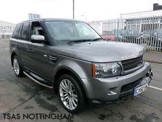 eBay: 2010 *60* Land Rover Range Rover Sport 3.0 TD V6 Auto SE Damaged Salvage #carparts #carrepair