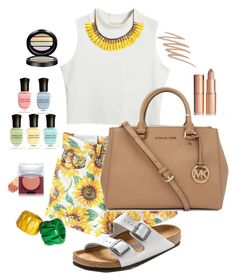"""Fresh as a Flower"" by sierra-alayna on Polyvore"