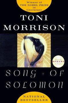 Writing that takes the breath away. Song of Solomon by Toni Morrison #book #morrison #tonimorrison
