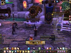 nice World of WarCraft: Warlords of Draenor- LEVEL 3 ALLIANCE GARRISON!!