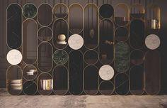 Design ideas for adopting an Art Deco style - Nabil Issa Furniture - Salon Art Deco, Art Deco Stil, Art Deco Art, Modern Art Deco, Estilo Art Deco, Luxury Furniture, Cool Furniture, Furniture Design, Outdoor Furniture