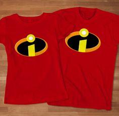 5af2cf877 Superhero Couple Elastigirl and Mr. Incredible by Sarimbittees, $39.00  Costumes For Work, Run