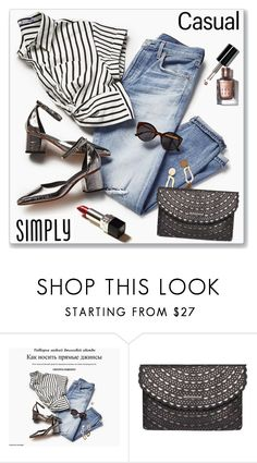 """""""Casual"""" by cilita-d ❤ liked on Polyvore featuring Dorothy Perkins and Bobbi Brown Cosmetics"""