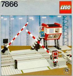 Remote Controlled Road Crossing 12 V Lego Duplo, Lego 4, Lego Minifigs, Lego Minecraft, Cool Lego, Lego City Train, Lego Trains, Lego Watch, Lego Simpsons