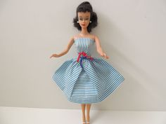 Vintage Mattel Barbie Doll 1960 Pony Tail